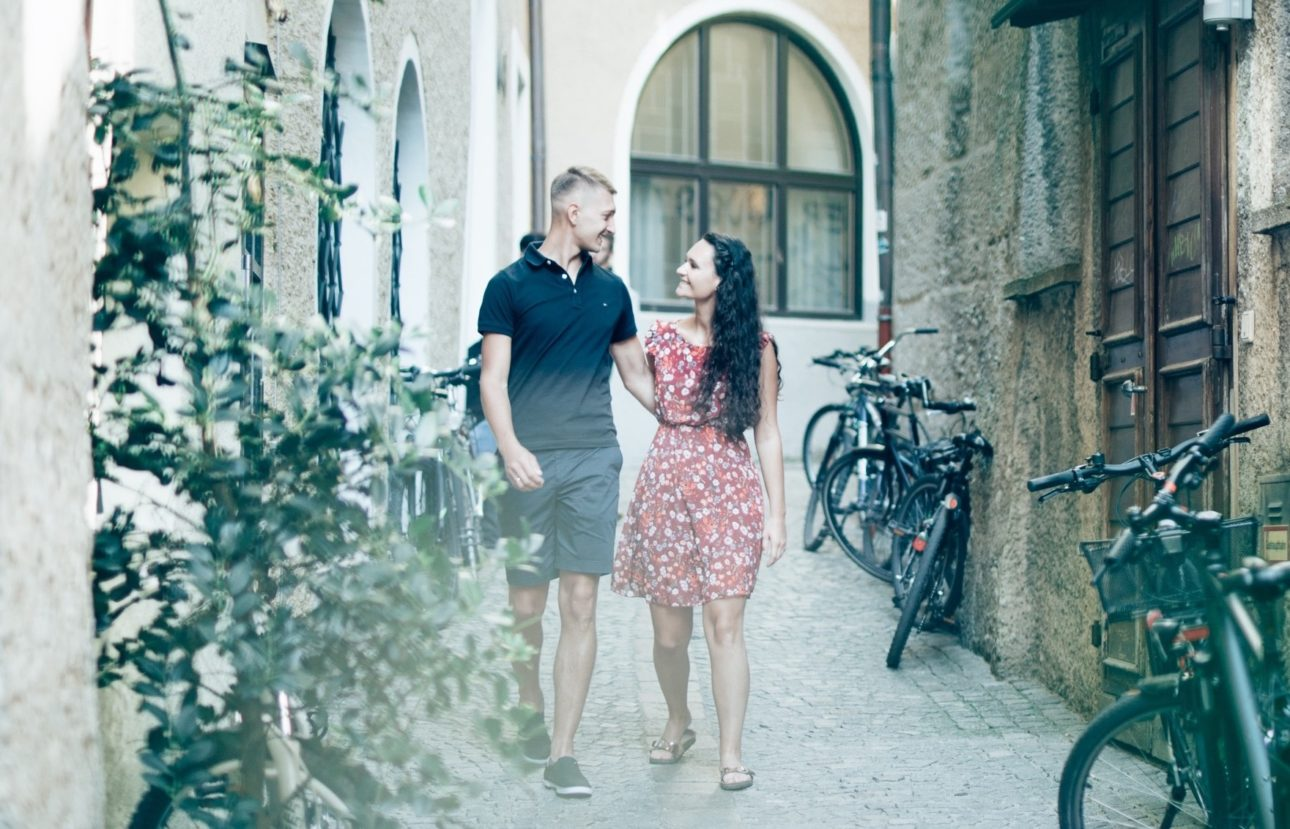 Shopping Retreat in Salzburg (Offers for your stay in The Mozart). holidays with girlfriend and boyfriend in Salzburg