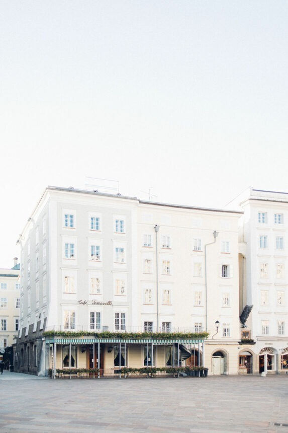 (The Mozart Salzburg - Salzburg Experience).